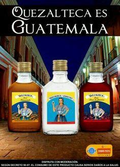 Quezalteca es Guatemala #rosadejamaica #horchata #tamarindo