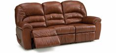 Taurus Reclining Sofa by Palliser - See it here: http://palliser.com/furniture/Products/RECLINING_SOFA/series.html?id=41093
