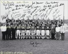 1964 Cleveland Browns, NFL Champions