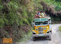 Hitchin' a Ride in the Philippines