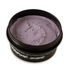 catastrophe cosmetic face mask @lush £5.25