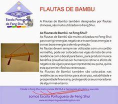 Escola Portuguesa de Feng Shui: FLAUTAS DE BAMBÚ