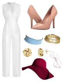 """""""Untitled #10"""" by doreshasmith on Polyvore featuring Emilia Wickstead, Charles by Charles David, Cats Got the Cream and Chanel"""