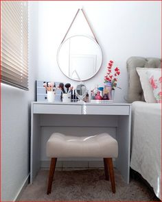 Small Room Bedroom, Room Ideas Bedroom, Home Bedroom, Bedroom Decor, Master Bedroom, Bed Room, Bedroom Plants, Master Suite, King Bedroom