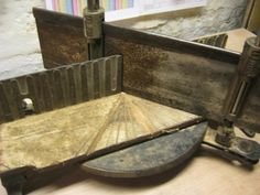 Stanley Mitre Box Restoration