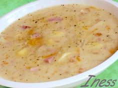 Cheeseburger Chowder, Food And Drink, Low Carb, Menu, Health, Soups, Menu Board Design, Health Care, Soup