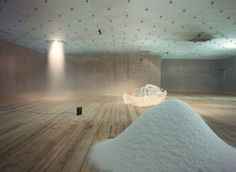 Pierre Huyghe, L'Expédition Scintillante, Acte 1 (2002) on ArtStack #pierre-huyghe #art