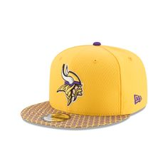 39d0a8cb49511 MINNESOTA VIKINGS PLAYOFF SIDE PATCH 9FIFTY SNAPBACK