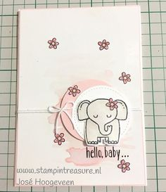 A Little Wild, little love, Stampin Up