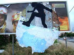 Sam3's New Billboards, Murcia, Spain - unurth | street art