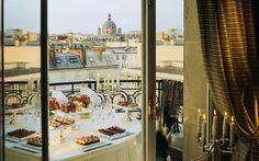 No. 29 Le Bristol, Paris, France - World's Top 50 Hotels | Travel + Leisure