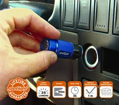 rechargable flashlight