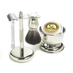 Everything you need for a great shave