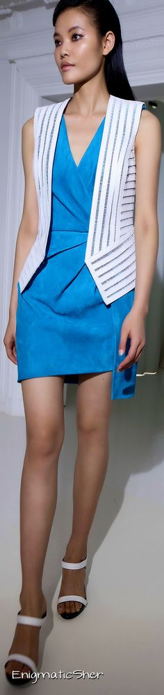 Jitrois Spring-Summer 2015 Ready-To-Wear