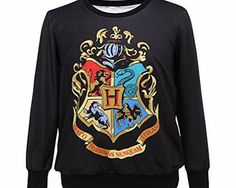 Dear-lover Womens Autumn Long Sleeves O-Neck Classic Harry Potter Sweatshirt One Size Multicoloured Fabric breathable, feel soft and smooth, good skin feel, outstand features of this Classic Harry Potter Black Sweatshirt, looking fashionable and casual from any angle. We all love the symbolic print  http://www.comparestoreprices.co.uk/harry-potter/dear-lover-womens-autumn-long-sleeves-o-neck-classic-harry-potter-sweatshirt-one-size-multicoloured.asp