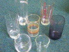 7 skleniček