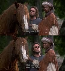 Robin Hood Men in Tights- this movie is so funny I have literally been quoting it all week