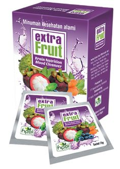 Jual Extra Fruit agen stokis resmi HPAI, produk herbal Extra Fruit harga murah standar HPA Indonesia di http://www.agenhpai.com/extra-fruit.html