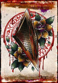 Silent Hill tattoo!
