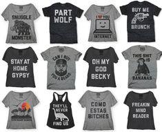 Buy Me Brunch T-shirts