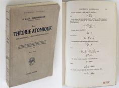 La théorie atomique : son histoire et son développement, Paul Kirchberger