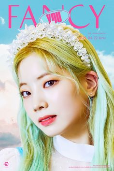 """The third set of the Twice members teaser photos for Twice's comeback """"Fancy You"""" is here, with the youngest members of Twice: Dahyun, Chaeyoung and Tzuyu. Check the other teaser photos: Twice Fancy You Group Teaser Twice Fancy Nayeon, The Band, Kpop Girl Groups, Korean Girl Groups, Kpop Girls, Extended Play, Mamamoo, Twice Members Profile, Fancy"""