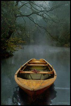 The old lake - Carlos Casamayor