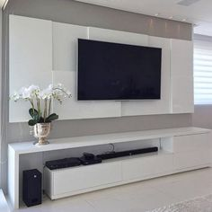 36 Nordic Fashionable Design Home Living Room TV Cabinet TV Stand Furniture - What Works and What Doesnt - kindledecor Tv Cabinet Design, Tv Wall Design, Design Case, House Design, Living Room Tv Cabinet, Home Living Room, Kitchen Living, Tv Stand Furniture, Furniture Dolly