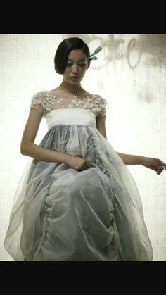 Hanbok dress...reception dress