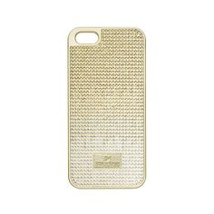 Swarovski Thao Gold Pattern, Smartphone Incase ($79) ❤ liked on Polyvore featuring accessories, tech accessories, phone cases, phones, electronics, other and gold smartphone