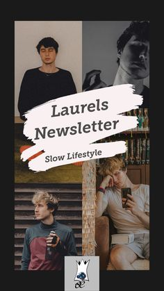 """In Laurels Newsletter findest du höchstens einmal in der Woche inspirierende Gedanken, neue Podcast-Episoden von """"Koeniglich Verwirrt, DIYs, Workouts und Rezepte."""