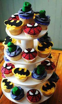 Superheroes nums nums <3