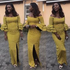 Well Groomed Ankara Long Gown Styles Ladies are Craving For This Season - DeZango Fashion Zone
