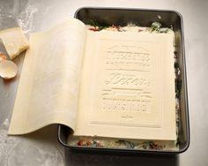 Edible cookbook