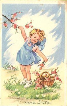 bessie pease gutmann baby girl - Google Search