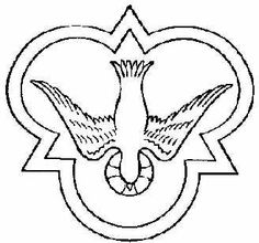 Holy Spirit tattoo