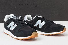 New Balance 373 Black  Light Blue au meilleur prix 75 € Achetez sur Footshop 60a0ede06103
