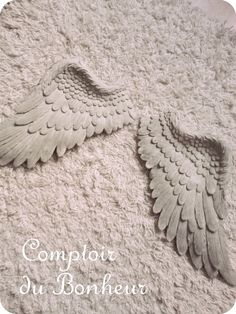 Ailes d'anges shabby chic