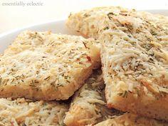 Easy Onion-Herb Focaccia Bread
