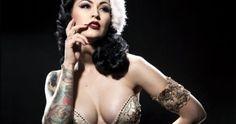 21st Century Burlesque - Online Resource for the art of burlesque -kk