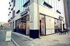 대전 레스토랑 인테리어/대전카페인테리어/전주 인테리어/전주카페인테리어/ 메트로 스타일 이탈리안 비스트로 그란디 : 네이버 블로그