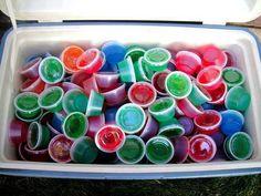 Just Cool Stuff~Ultimate Jello Shot List