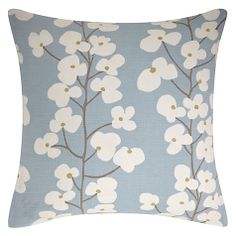 Buy John Lewis Wallflower Cushion Cover Online at johnlewis.com