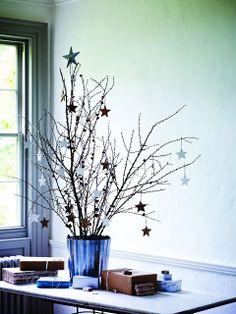 Árboles de Navidad DIY #tendencias #decoracion #Navidad