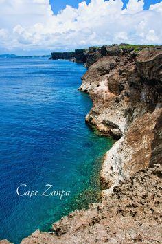 Cape Zanpa, Okinawa, Japan