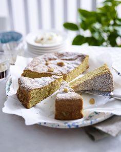 Unser beliebtes Rezept für Gató de almendra (Mallorquinischer Mandelkuchen) und mehr als 55.000 weitere kostenlose Rezepte auf LECKER.de.