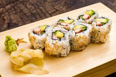 California Roll is one of the products (for delivery only) that has made Sushi Dojo NYC a top sushi bar NYC