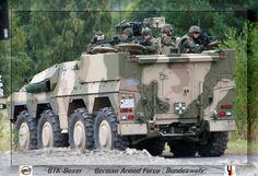 German Army APC Boxer