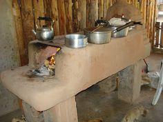 Obnova periodického nábytku: Sporák na dřevo. Cooking Stove, Stove Oven, Kitchen Stove, Kitchen Decor, Outdoor Stove, Outdoor Dining, Pallet Stairs, Cob House Interior, Portable Sink