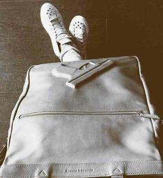 Vlieger&Vandam pistol bag #theboxboutique #london #vliegerandvandam #coolbag #fashion #style #bag